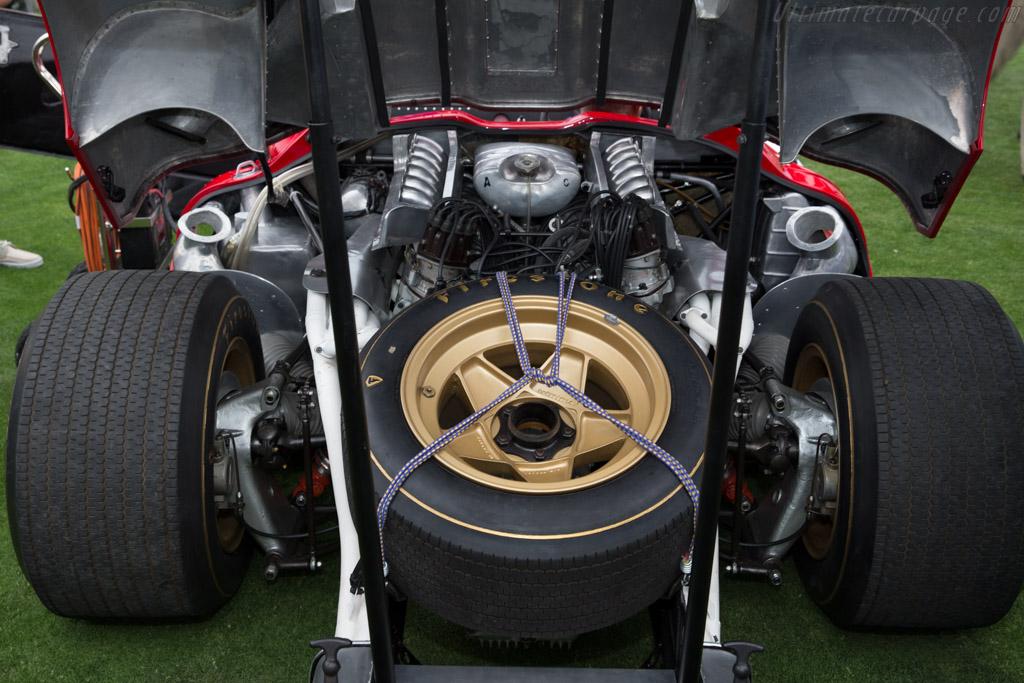 Ferrari 330 P4 - Chassis: 0856   - 2016 Pebble Beach Concours d'Elegance