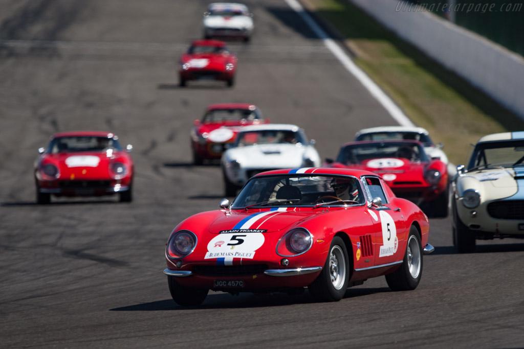 Ferrari 275 GTB - Chassis: 08061  - 2011 Spa Classic