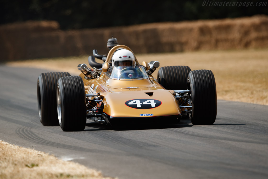 Eagle Mark 7 Ford - Chassis: 703  - 2018 Goodwood Festival of Speed