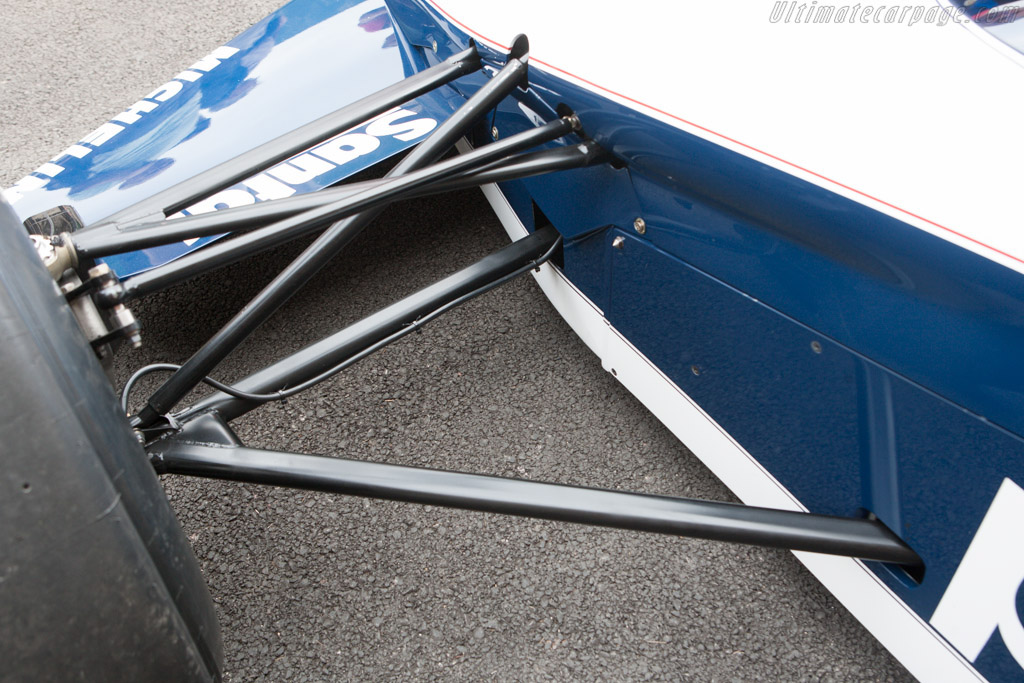 Brabham BT52 BMW - Chassis: BT52-1 - Entrant: BMW Group Classic  - 2013 Goodwood Festival of Speed