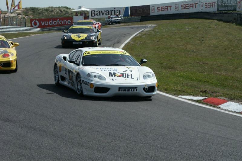 Lincoln Concept Car >> Ferrari 360 Challenge