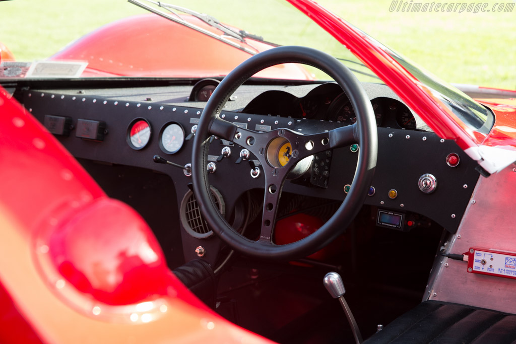 Ferrari 412 P (Chassis 0854 - 2015 The Quail, a Motorsports Gathering ...