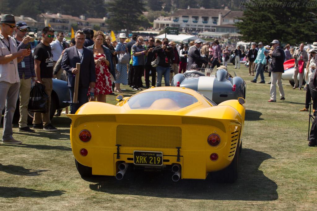 Ferrari 412 P - Chassis: 0850   - 2017 Pebble Beach Concours d'Elegance