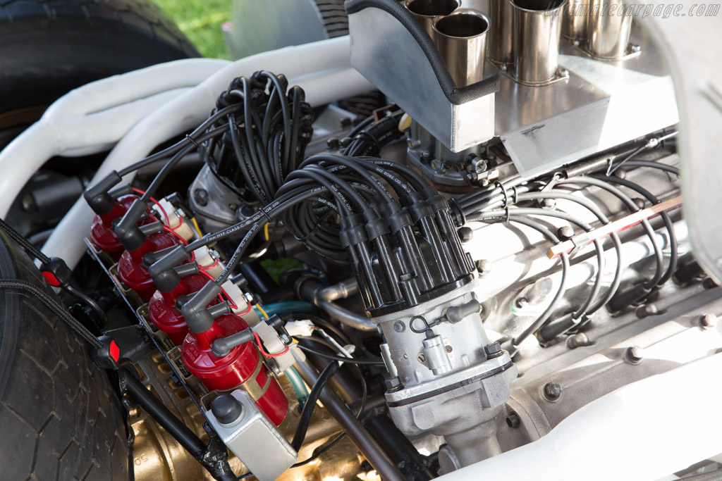 Ferrari 412 P - Chassis: 0854   - 2015 The Quail, a Motorsports Gathering