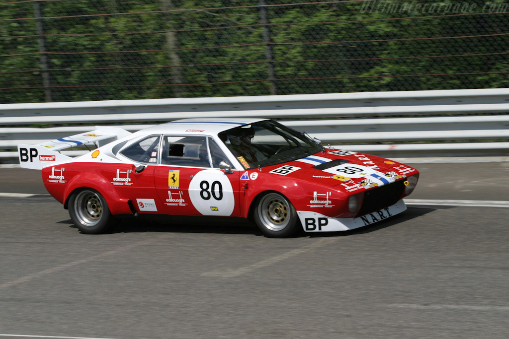 Ferrari 308 GT4/LM - Chassis: 08020   - 2004 Spa Ferrari/Maserati Days