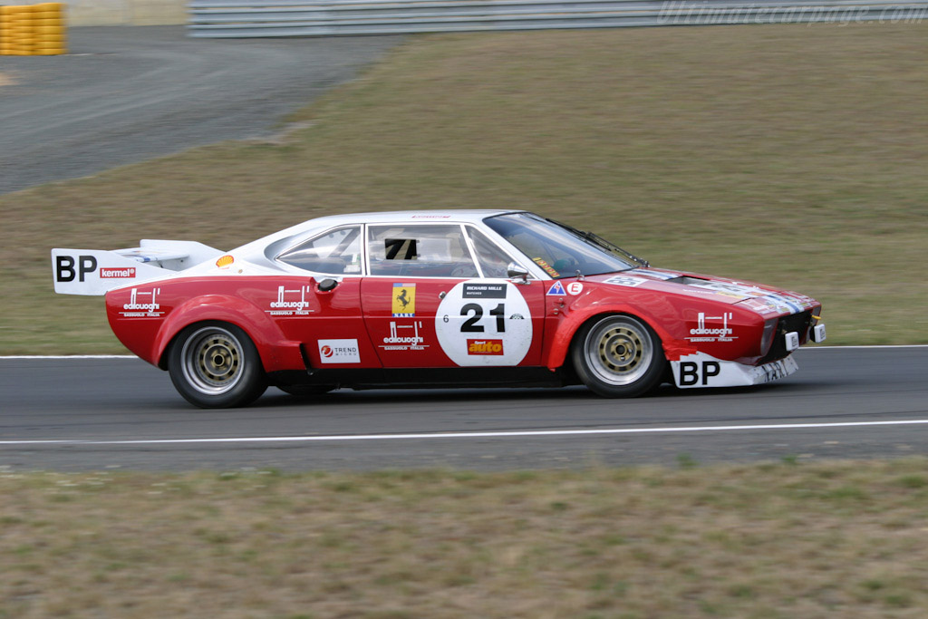 Ferrari 308 GT4/LM - Chassis: 08020   - 2004 Le Mans Classic