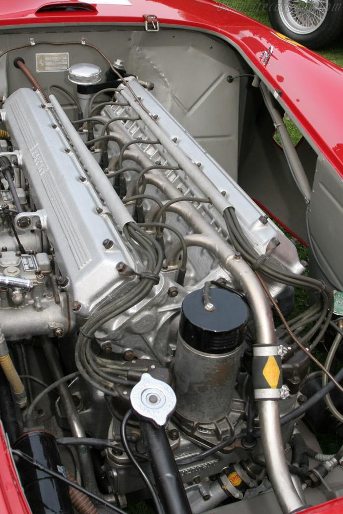 Ferrari 121 LM Scaglietti Spyder - Chassis: 0532LM   - 2007 Concorso d'Eleganza Villa d'Este