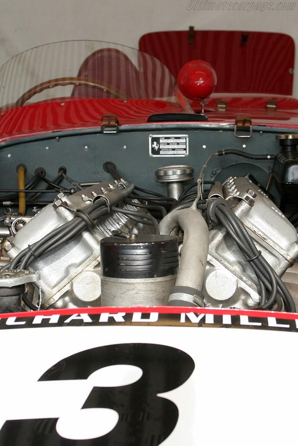 Ferrari 121 LM Scaglietti Spyder - Chassis: 0558LM   - 2006 Le Mans Classic