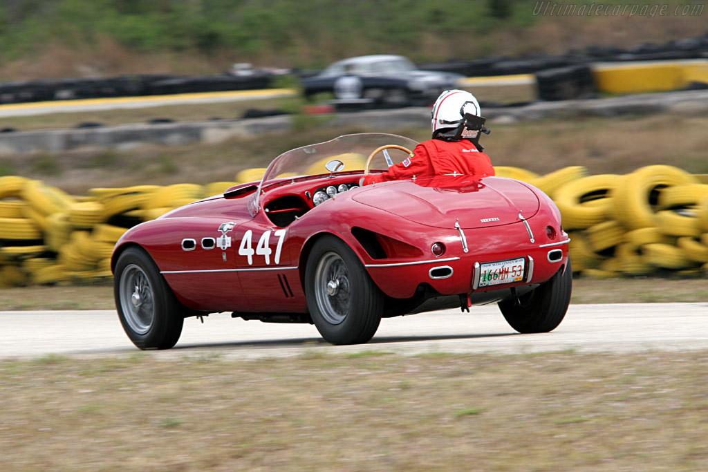 Ferrari 166 MM/53 Vignale Spyder - Chassis: 0290M   - 2006 Cavallino Classic