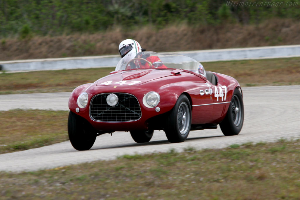 Click here to open the Ferrari 166 MM/53 Vignale Spyder gallery