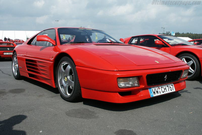 Click here to open the Ferrari 348 TB gallery