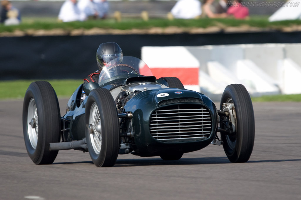 BRM Type 15 'V16' - Chassis: Type 15 / 1   - 2008 Goodwood Revival