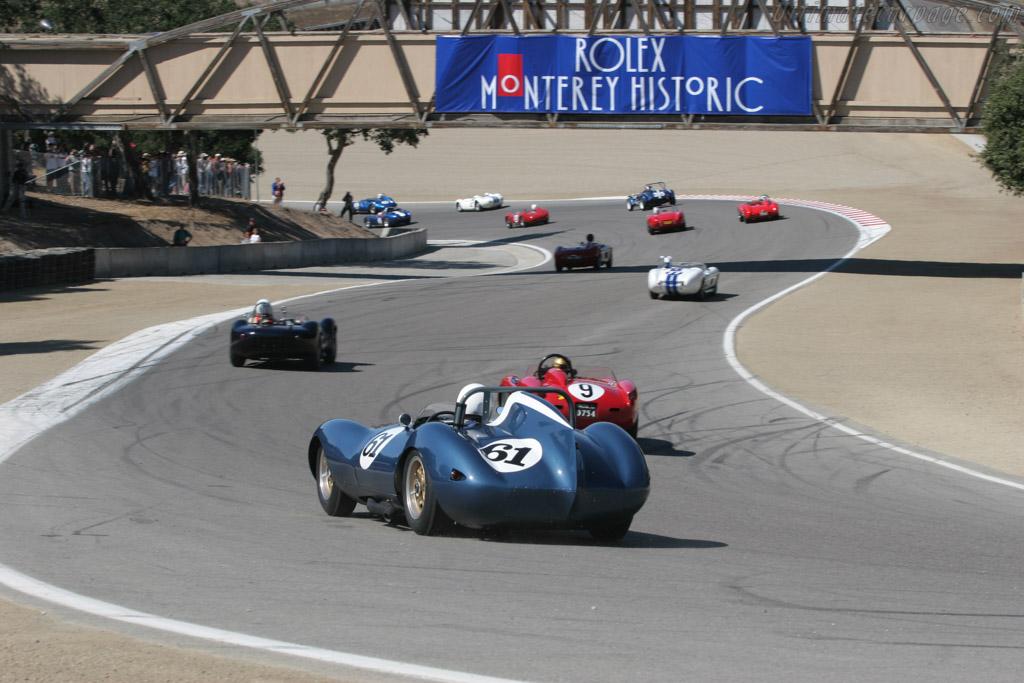 Hagemann-Sutton Special - Chassis: 1 - 2005 Monterey Historic ...