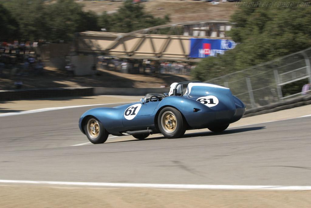 Hagemann-Sutton Special - Chassis: 1   - 2005 Monterey Historic Automobile Races
