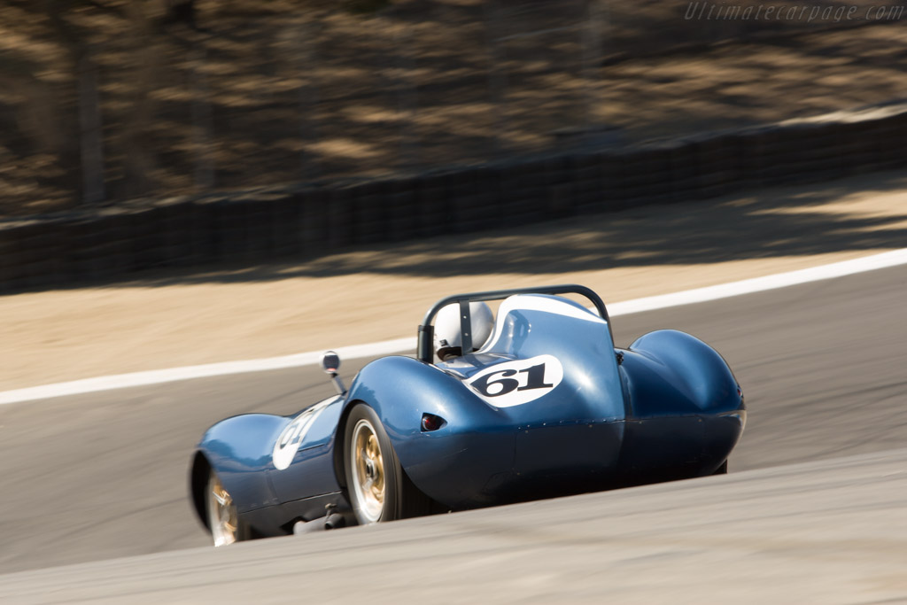 Hagemann-Sutton Special - Chassis: 1   - 2008 Monterey Historic Automobile Races
