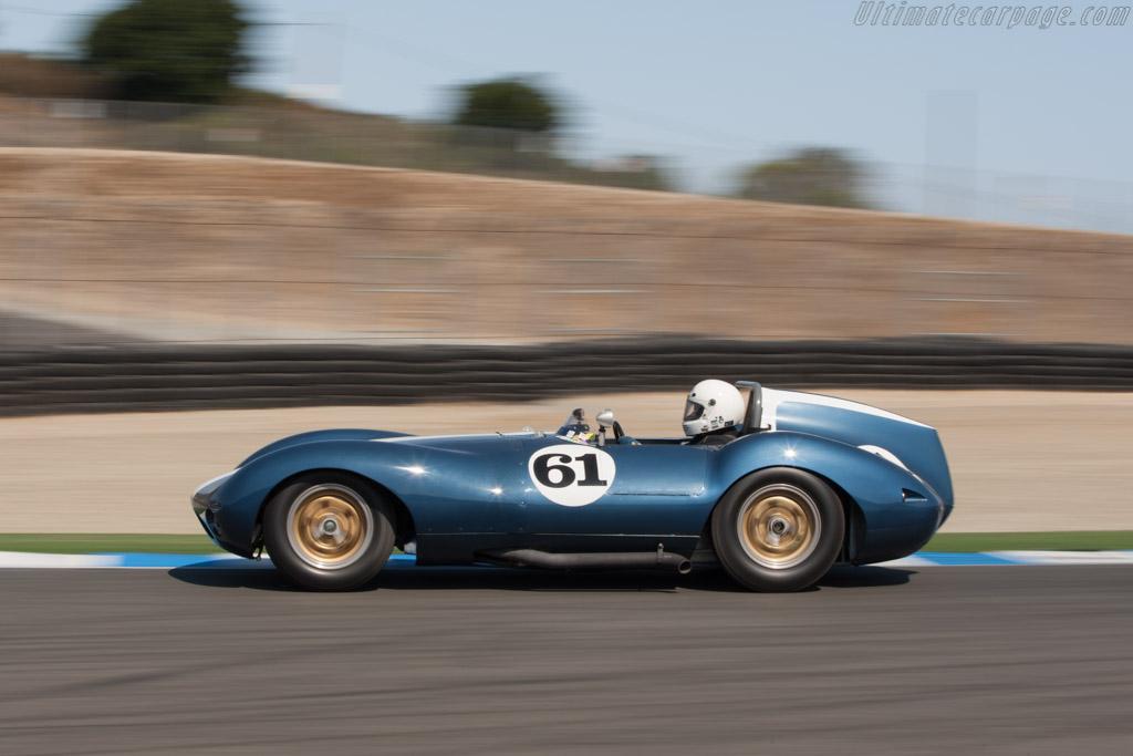 Hagemann-Sutton Special - Chassis: 1   - 2009 Monterey Historic Automobile Races