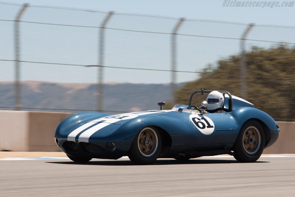 Hagemann-Sutton Special - Chassis: 1   - 2011 Monterey Motorsports Reunion