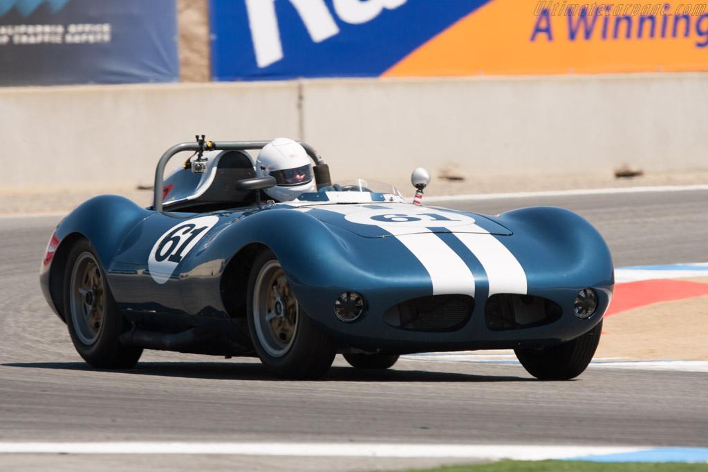 Hagemann-Sutton Special - Chassis: 1  - 2012 Monterey Motorsports Reunion