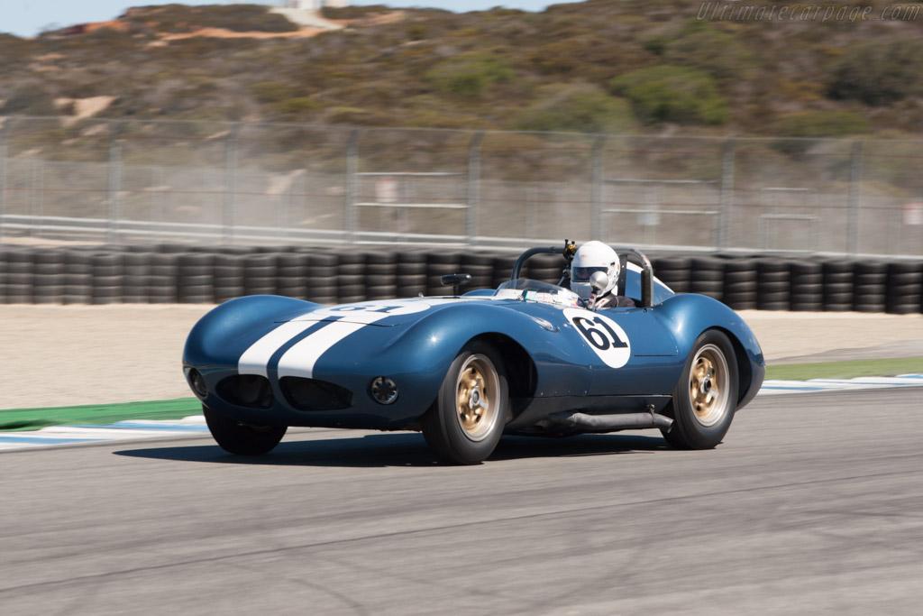 Hagemann-Sutton Special - Chassis: 1   - 2013 Monterey Motorsports Reunion