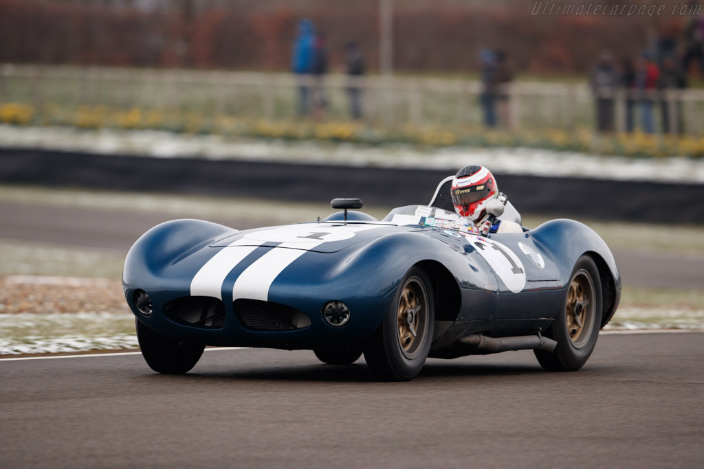 Hagemann-Sutton Special - Chassis: 1   - 2018 Goodwood Members' Meeting