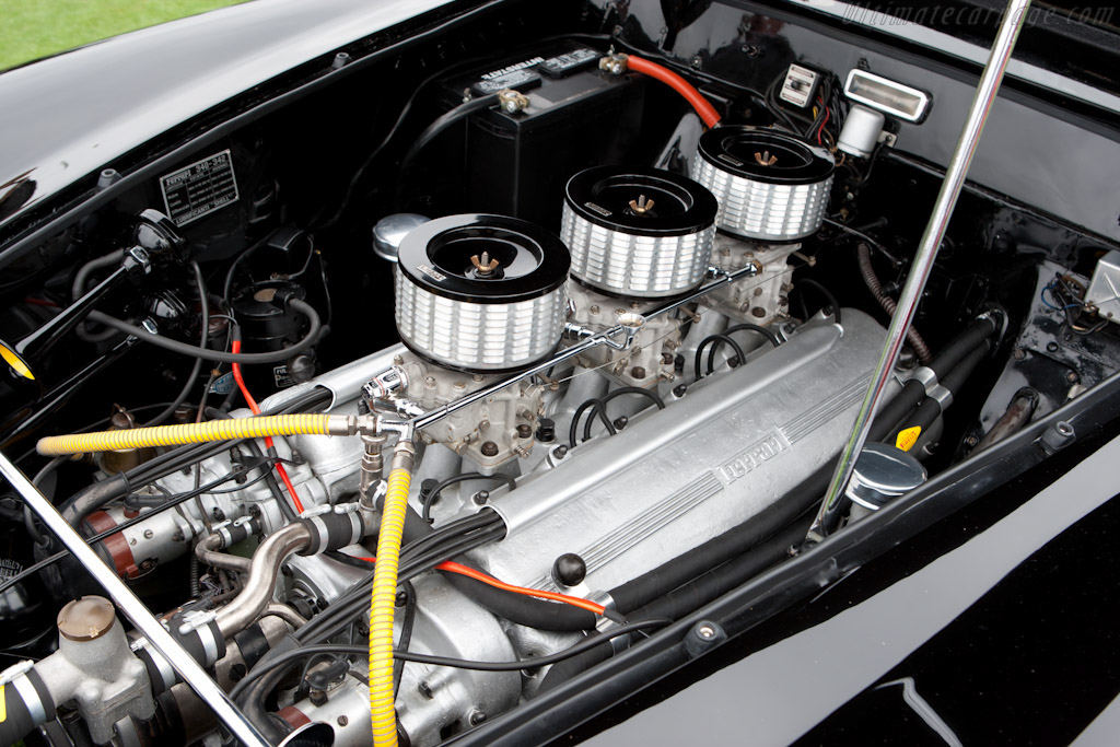 Ferrari 342 America Pinin Farina Coupe - Chassis: 0246AL   - 2011 Pebble Beach Concours d'Elegance