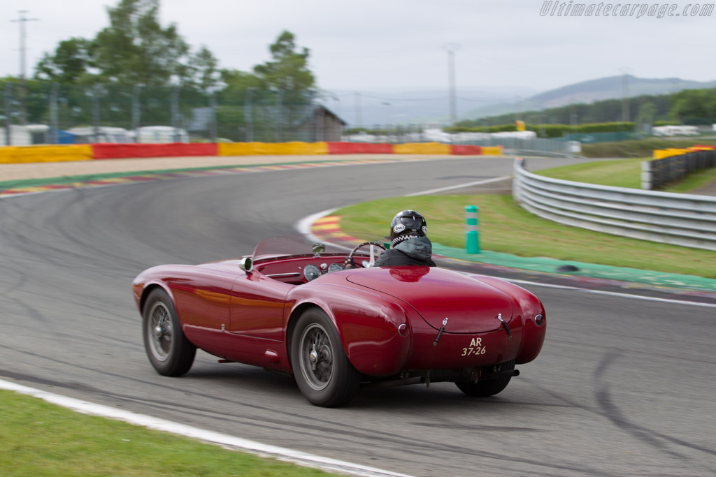 Ferrari 225 S Vignale Spyder - Chassis: 0172ET   - 2015 Modena Trackdays