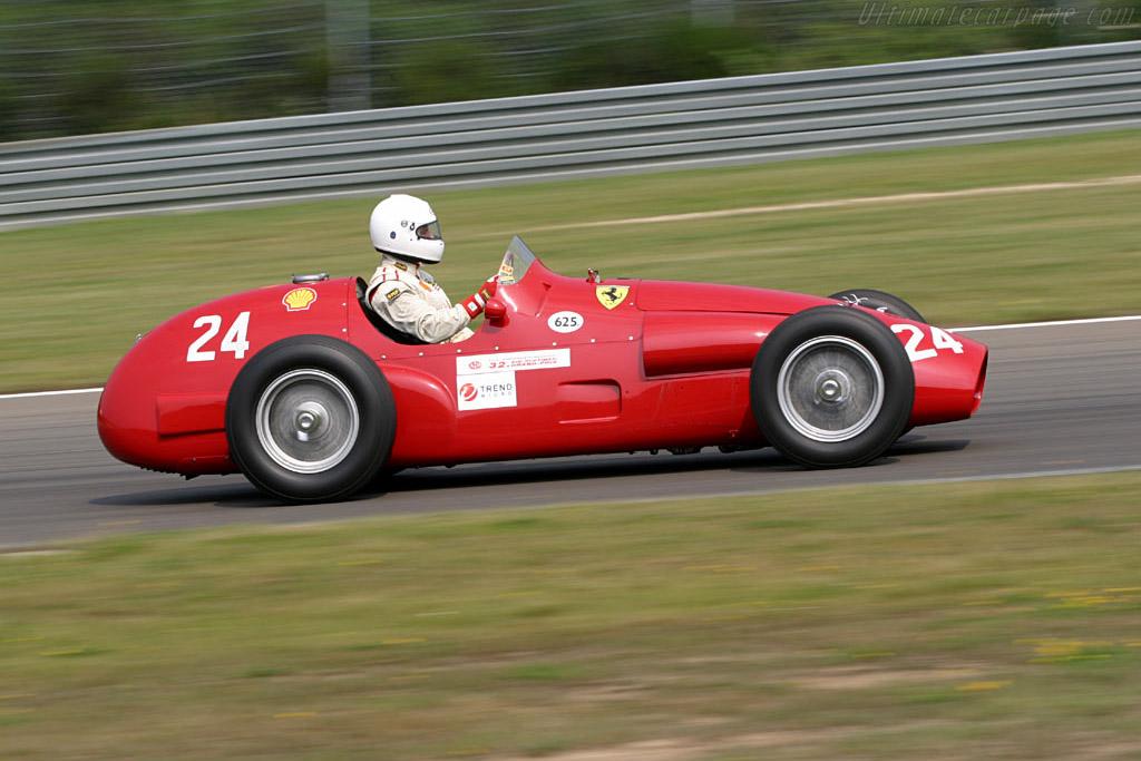 Ferrari 625 F1 - Chassis: 0482   - 2004 Spa Ferrari/Maserati Days