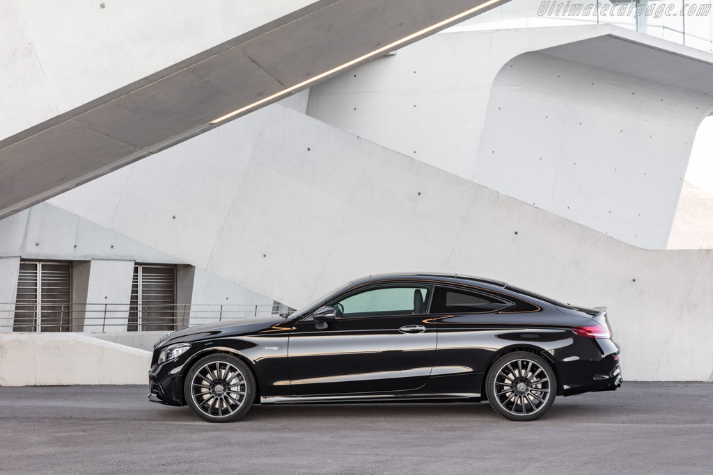 Mercedes-AMG C 43 4MATIC Coupe