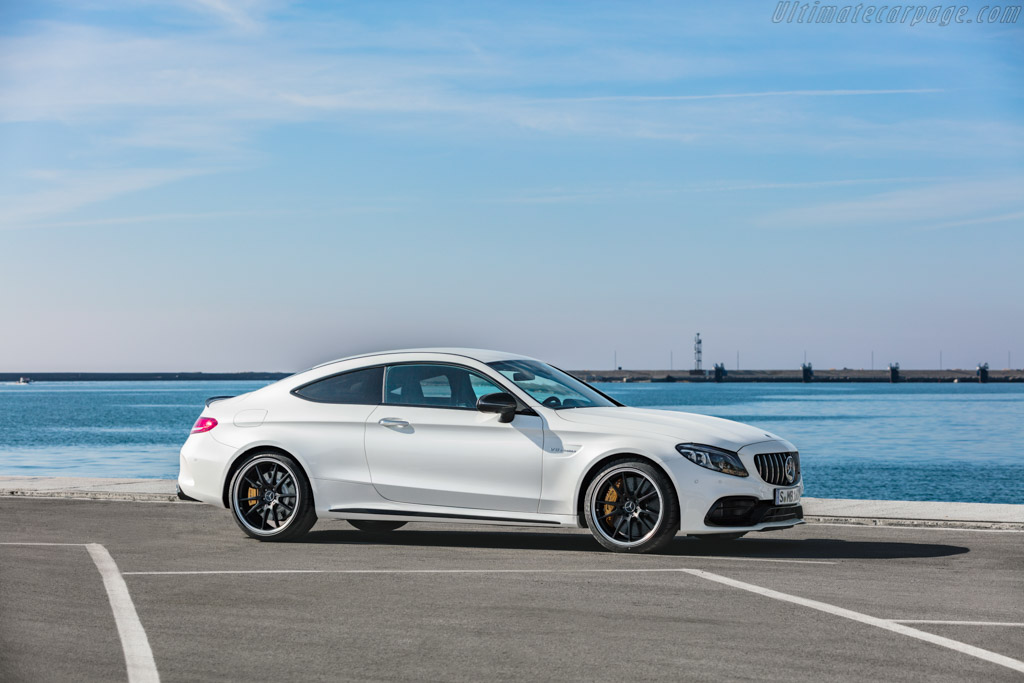 Mercedes-AMG C 63 S Coupe