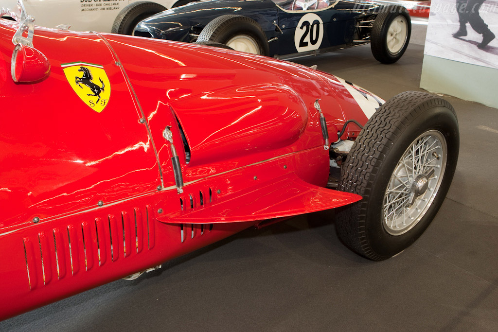 Ferrari 500 F2 - Chassis: 5   - 2009 Retromobile
