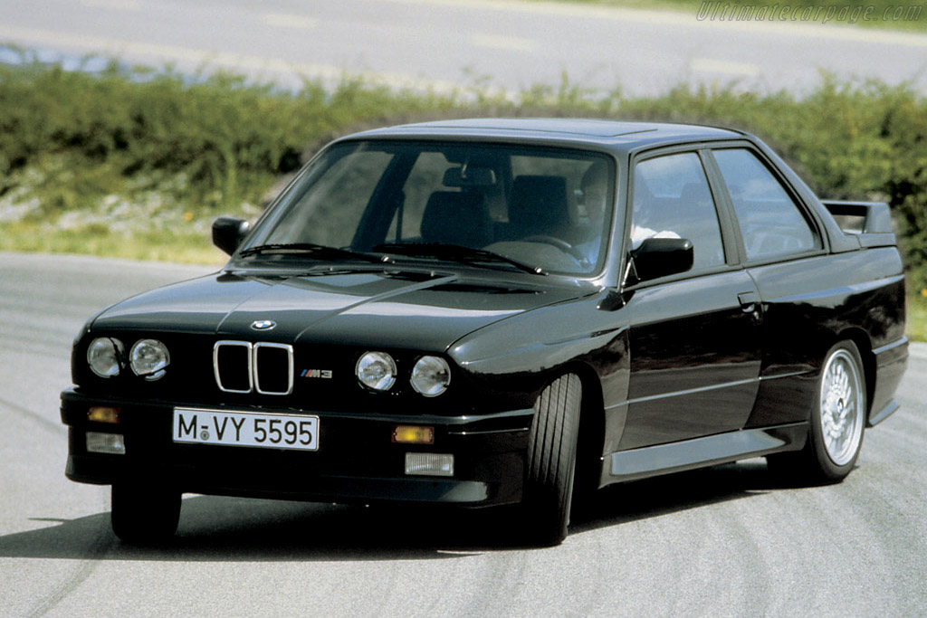 Click here to open the BMW E30 M3 gallery