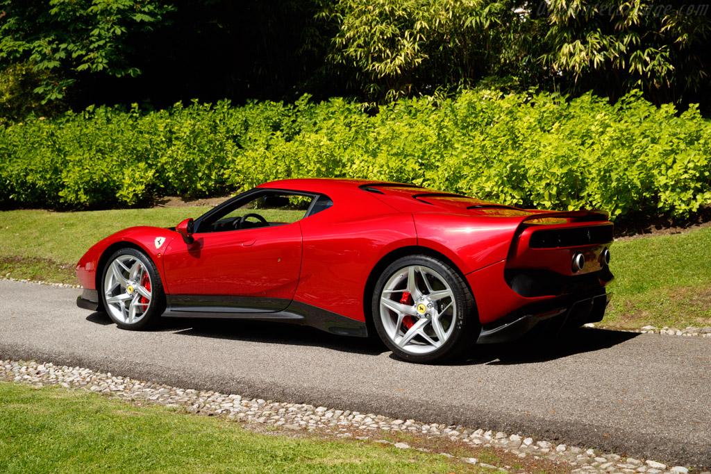 Ferrari SP38 - Chassis: 229454   - 2018 Concorso d'Eleganza Villa d'Este