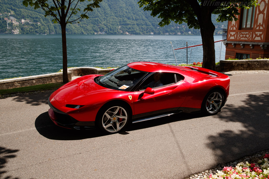 2018 ferrari sp38 images specifications and information. Black Bedroom Furniture Sets. Home Design Ideas