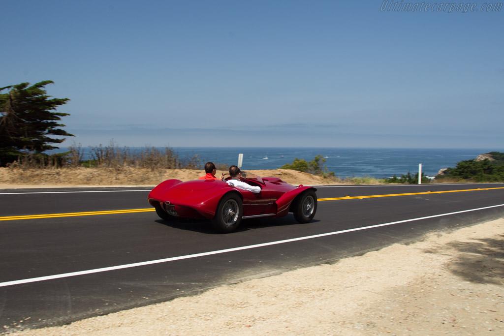 Siata 208 SC Corsa Spider - Chassis: CS054   - 2017 Pebble Beach Concours d'Elegance