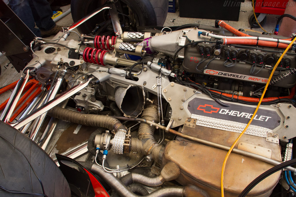 Penske PC22 Chevrolet - Chassis: PC93/001   - 2017 Goodwood Festival of Speed