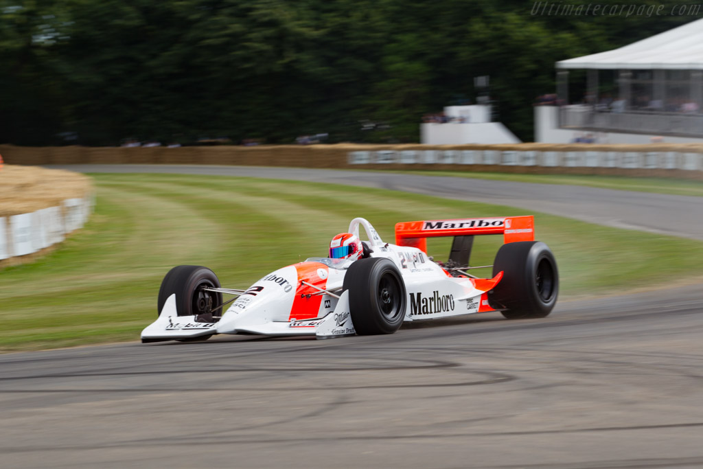 Penske PC22 Chevrolet - Chassis: PC93/001   - 2017 Goodwood Festival of Speed