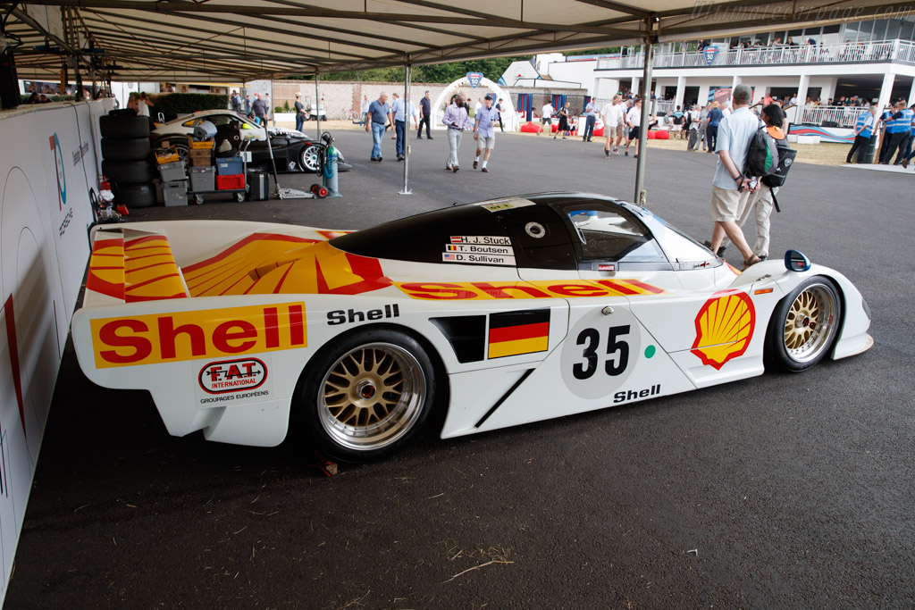 Dauer 962 LM Sport - Chassis: GT002   - 2018 Goodwood Festival of Speed