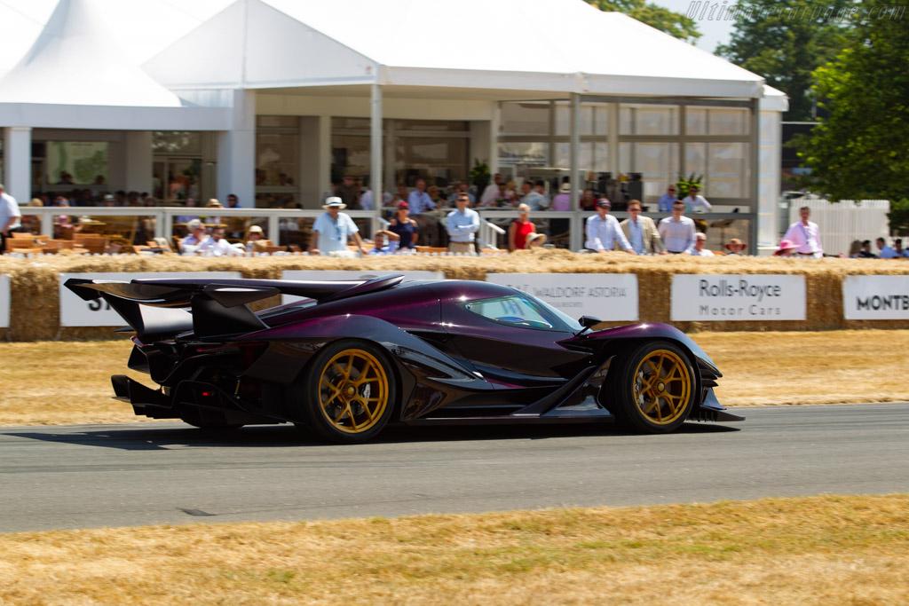 Apollo Intensa Emozione   - 2018 Goodwood Festival of Speed