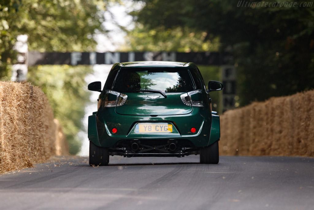 Aston Martin Cygnet V8    - 2018 Goodwood Festival of Speed