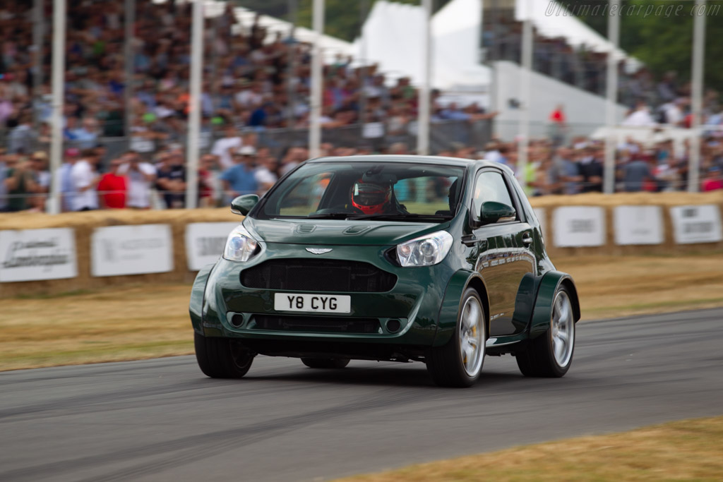 Aston Martin Cygnet V Images Specifications And Information - Cygnet aston martin