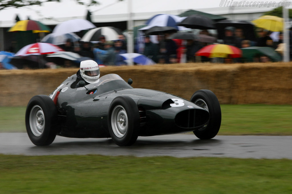 BRM Type 25 - Chassis: 258   - 2007 Goodwood Festival of Speed