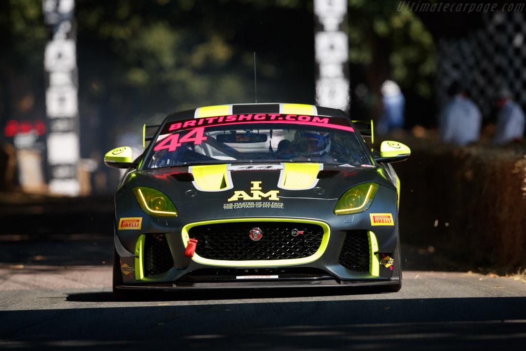 Jaguar F-Type SVR GT4   - 2018 Goodwood Festival of Speed
