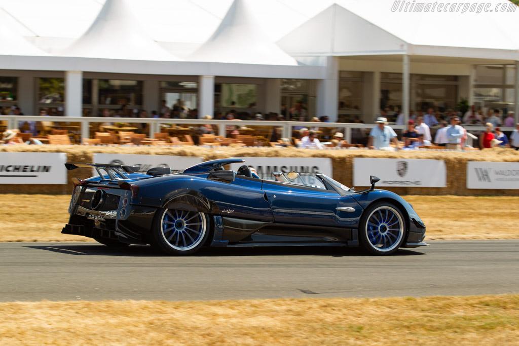 Pagani Zonda HP Barchetta    - 2018 Goodwood Festival of Speed