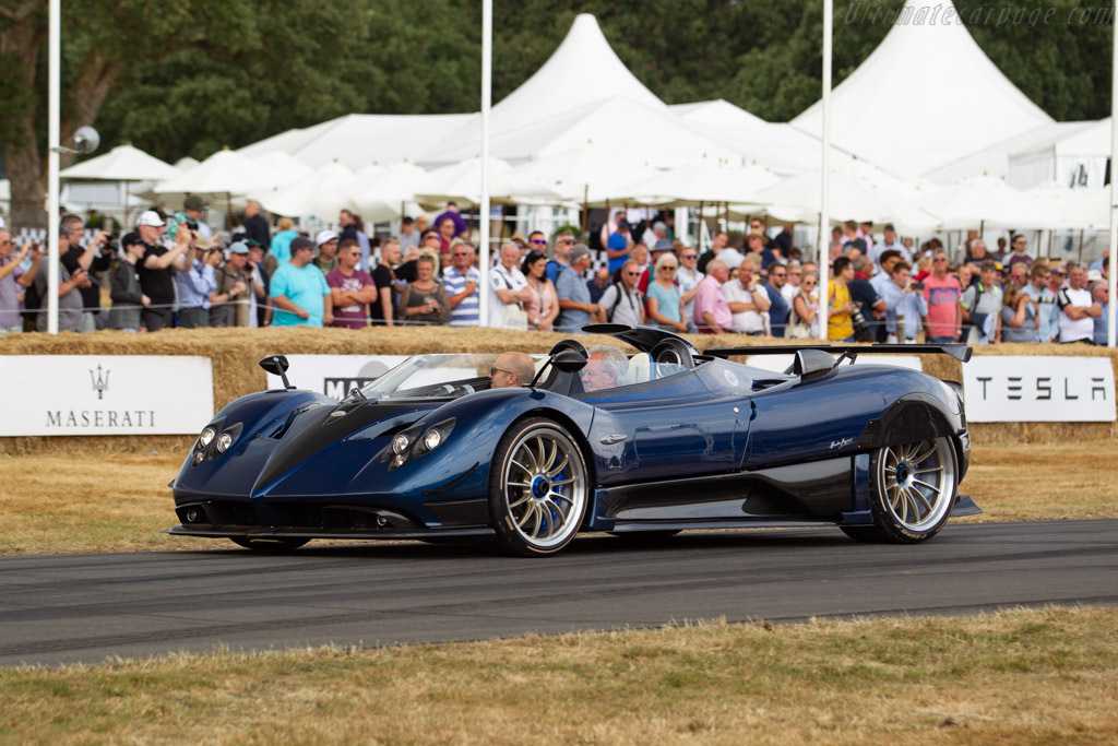 Pagani Zonda HP Barchetta    - 2018 Goodwood Festival of Speed
