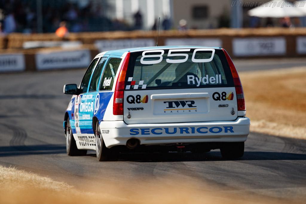 Volvo 850 Estate BTCC - Chassis: R4-001   - 2018 Goodwood Festival of Speed
