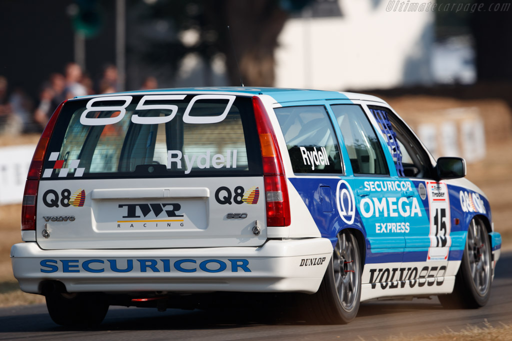 Volvo 850 Estate BTCC - Chassis: R4-001   - 2018 Goodwood Festival of Speed
