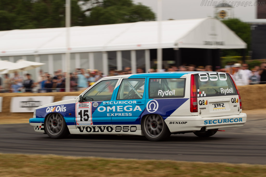 Volvo 850 Estate Btcc Chassis R4 001 2018 Goodwood Festival Of