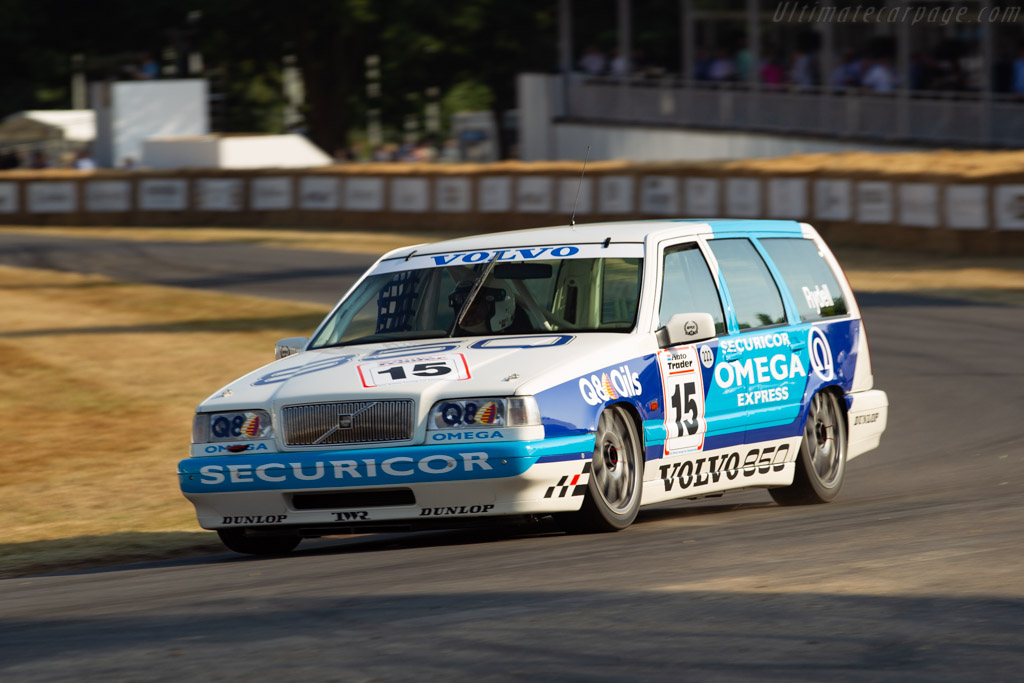 1994 Volvo 850 Estate BTCC - Images, Specifications and Information