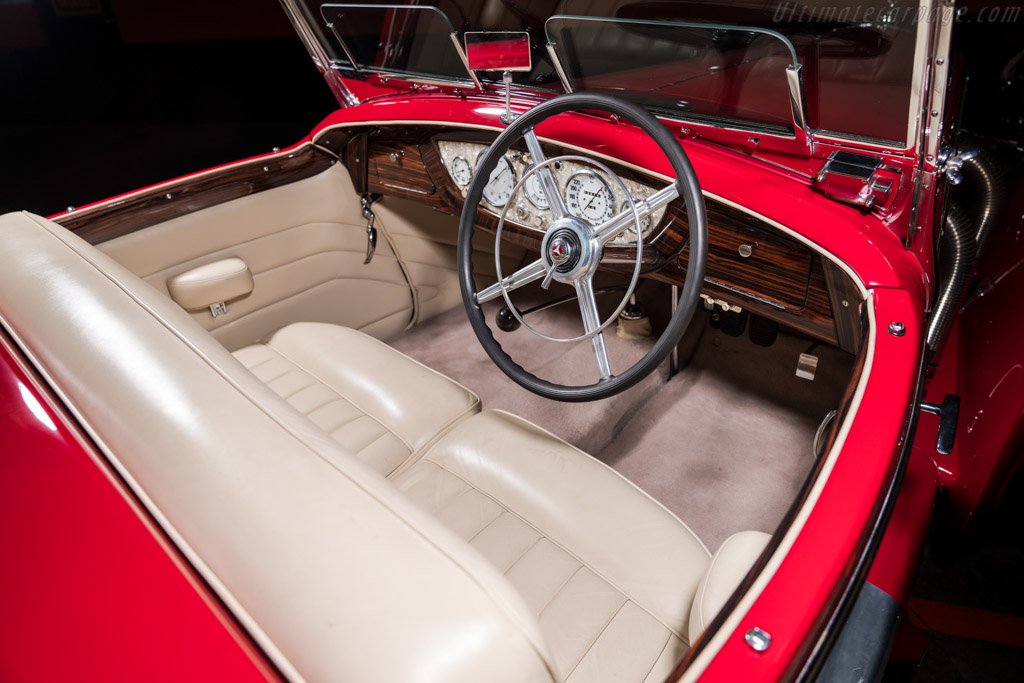 Mercedes-Benz 540 K Mayfair Sports Roadster
