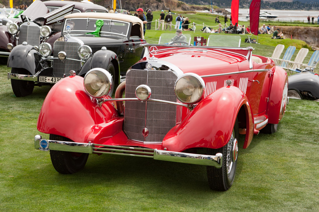 Mercedes-Benz 540 K Mayfair Sports Roadster - Chassis: 154080   - 2011 Pebble Beach Concours d'Elegance